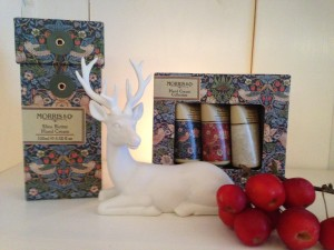 Weihnachtsgeschenk 2 Morris &co 2013